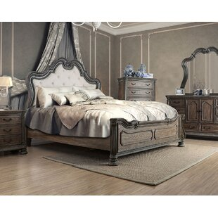 Astoria Grand Darvell Upholstered Bed