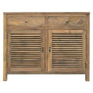 Hortense 2 Door Accent Cabinet by Loon Peak