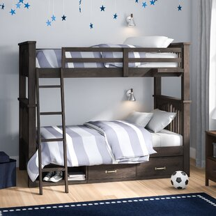 Savings Stella Full Storage Bunk by Grovelane Teen Reviews (2019) & Buyer's Guide