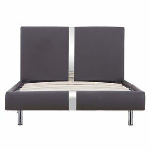 Nitya Upholstered Bed Frame By Ebern Designs