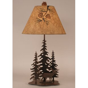 Rustic Living Iron Pine Trees 33