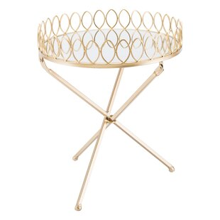 Calumet Tray End Table by Merc..