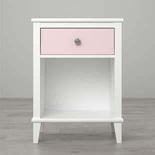 Bargain Monarch Hill Poppy 1 Drawer Nightstand by Little Seeds Reviews (2019) & Buyer's Guide