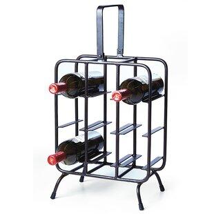Lemuel 9 Tabletop Wine Rack by Gracie Oaks