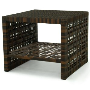 OASIQ Astor Wicker Rattan Coffee Table