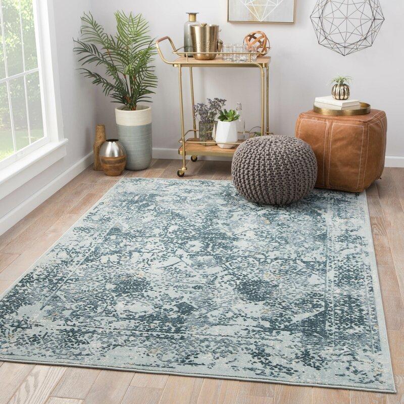 Ophelia Co Blue Area Rug Reviews Wayfair