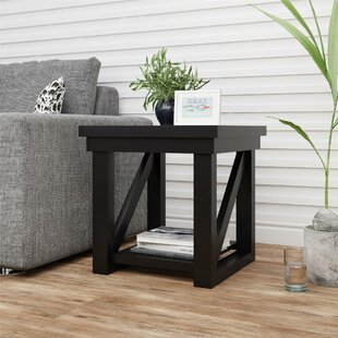 Schaeffer End Table By Longshore Tides