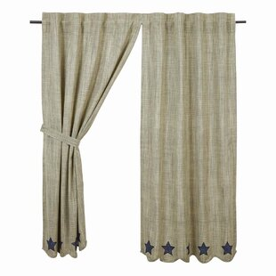 Country Bedroom Curtains | Wayfair