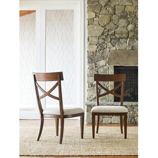 Upstate X-Back Side Chair (Set of 2) Rachael Ray Home