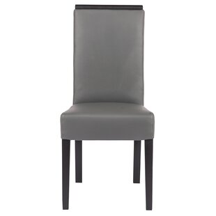 Best Reviews Santana Upholstered Dining Chair (Set of 2) by Orren Ellis Reviews (2019) & Buyer's Guide