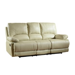 Ullery Upholstered Living Room Recliner Reclining Sofa