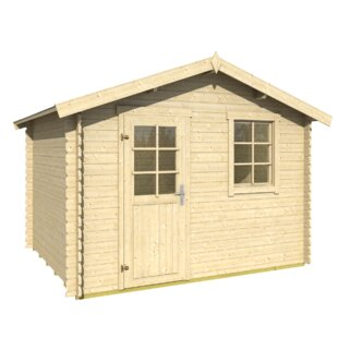 Forseti 9.9 X 9.9 Ft. Summerhouse By Sol 72 Outdoor