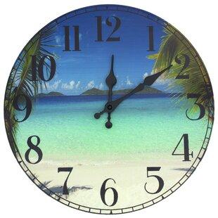 Large Beach Clock | Wayfair