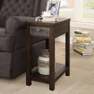 Price comparison Jantz End Table by Alcott Hill