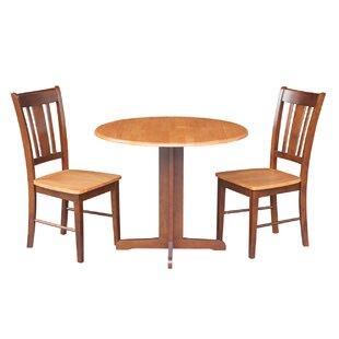 International Concepts 3 Piece Dining Set
