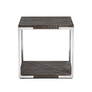 Interlude Monroe End Table