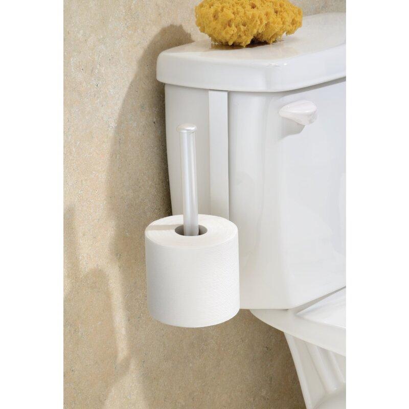 Rebrilliant Espana Tank Mount Toilet Paper Holder Reviews Wayfair
