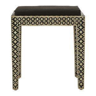 Fredericksen Dressing Table Stool By Bloomsbury Market