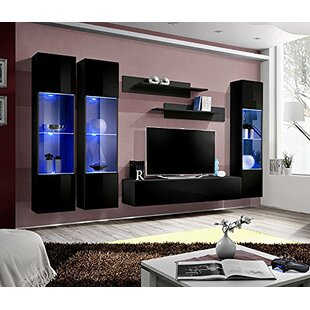 Vines Entertainment Center For TVs Up To 70