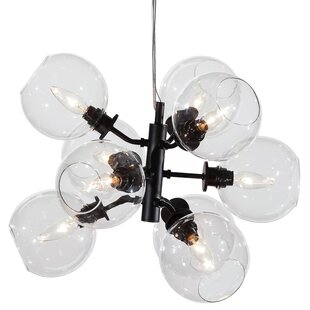 Williston Forge Couto 9-Light Chandelier