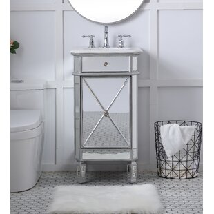 Reviews Jiya 19 Single Bathroom Vanity Set By Willa Arlo Interiors