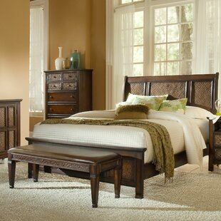 Progressive Furniture Inc. Kingston Isle Panel Bed