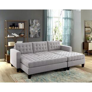 Mentone Reversible Sectional with Ottoman by Latitude Run