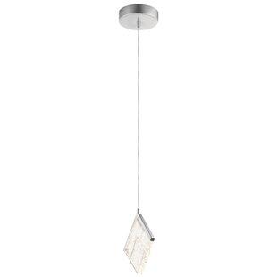 ?lan Lighting Carbon 1-Light LED Novelty ..