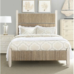 Panama Jack Home Graphite Woven Panel Bed