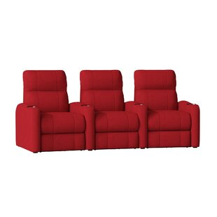 Latitude Run Home Theater Recliner (Row of 3)