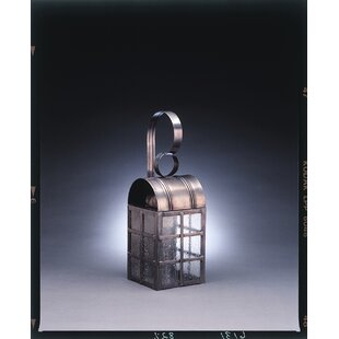 Gilmore 1-Light Outdoor Wall Lantern by Alcott Hill