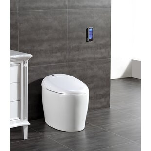 Ove Decors Tuva Smart Toilet 20