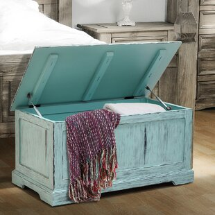 Casual Elements Blanket Chest Trunk