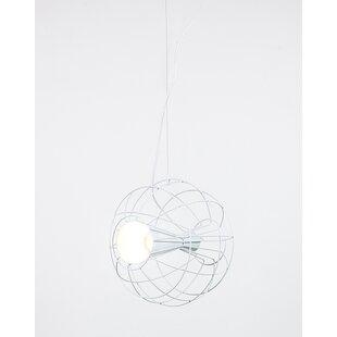 Latitude 1-Light Pendant by Innermost