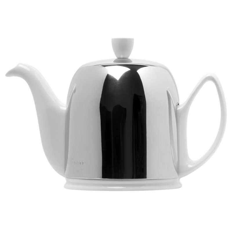Alleyne Stainless Steel Tea Pot by Darby Home Co