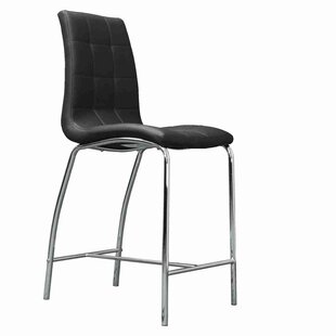Orren Ellis Stuckey 26 Bar Stool (Set of 2)