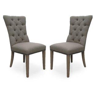 One Allium Way Arleigh Side Chair (Set of 2)