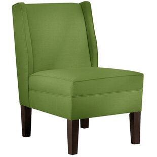 Exceptional Green Wingback Accent Chairs Youu0027ll Love | Wayfair
