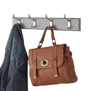 Wall Mounted Coat Rack By Brambly Cottage