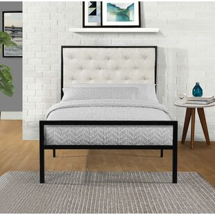 Hartin Upholstered Platform Bed