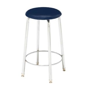 Schwenk Adjustable Height Bar Stool (Set of 2) by Winston Porter