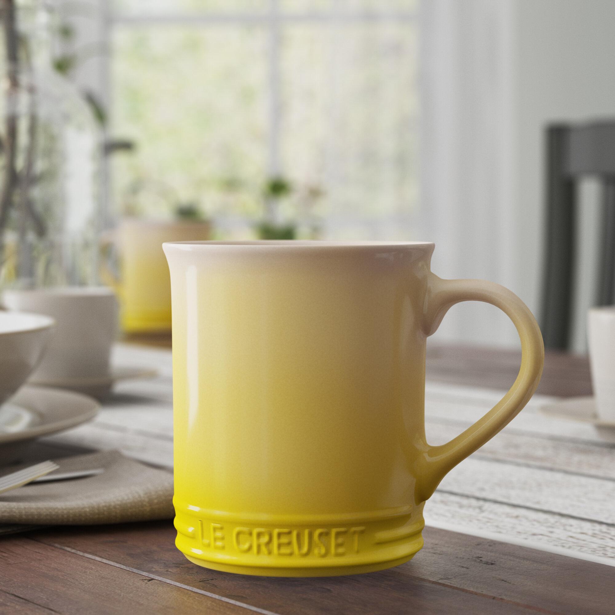 Le Creuset Stoneware Coffee Mug Reviews Wayfair