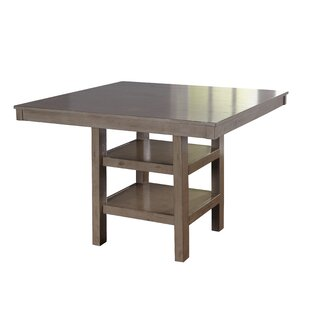Gabler Counter Height Solid Wood Dining Table