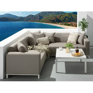 Ibtissem 5 Seater Corner Sofa Set By Sol 72 Outdoor