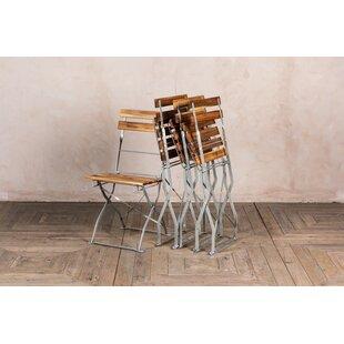 Tripp Folding Garden Chair By Borough Wharf