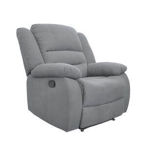 Affordable Price Esteban Manual Recliner by Red Barrel Studio Reviews (2019) & Buyer's Guide