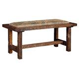 Rabon Wood Bench by Loon Peak®