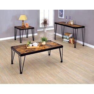Trent Austin Design Horne 3 Piece Coffee Table Set