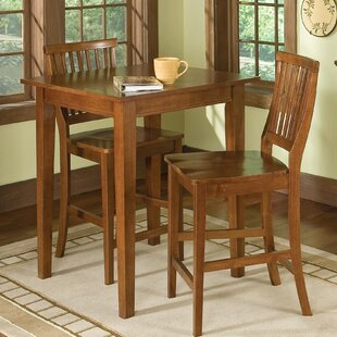 Inexpensive Ferryhill  Pub Table Set By Three Posts