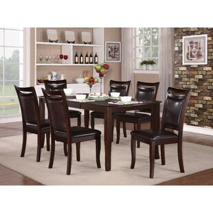 Beeston 7 Piece Extendable Dining Set by ..